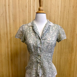 1950's Byer California Blouse (XS)