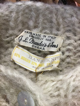 Load image into Gallery viewer, Vintage Hand Knit J.L. Brandeis & Sons Sweater (S)
