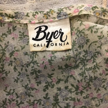 Load image into Gallery viewer, 1950's Byer California Blouse (XS)