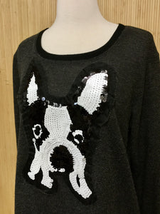 Bobeau Dog Sweater (L)