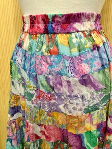Neiman Marcus Tiered Skirt (S)