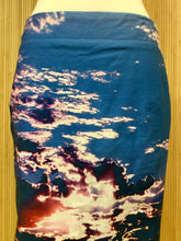 Load image into Gallery viewer, Minnie Rose Cloud Print Skirt (S)