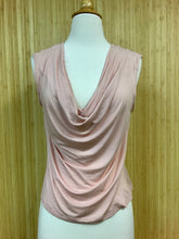 Load image into Gallery viewer, BCBGMaxAzria Draped Top (S)