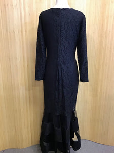 Ralph Lauren Lace Maxi Dress (S)