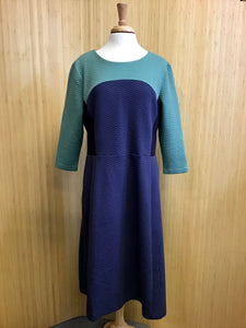 Boden Colorblock Dress (L)