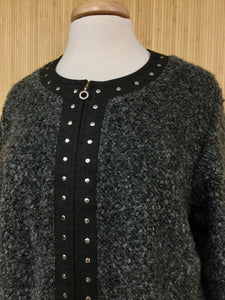 Cathy Daniels Zip Jacket (L)