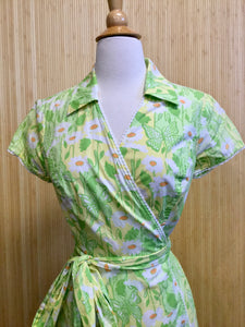 Lilly Pulitzer Wrap Dress (S)