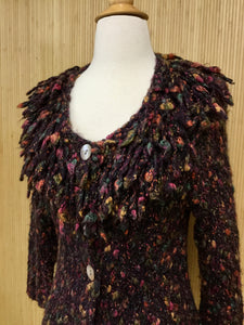 Ruby Rd. Multicolor Cardigan (XS)