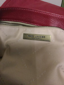 Maroon Marc Jacobs Purse