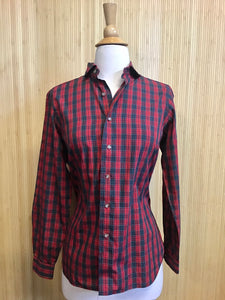 Redwood & Rose Button Down Top (S)