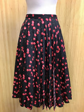 Load image into Gallery viewer, Talbots Cherry Skirt (XL)