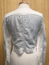 Load image into Gallery viewer, Lou & Grey Zip Up Top (XS)