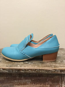 Blue Heeled Loafers (8)