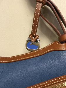 Dooney & Bourke Blue Purse