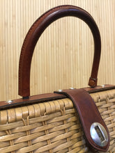 Load image into Gallery viewer, Mantessa Wicker Purse