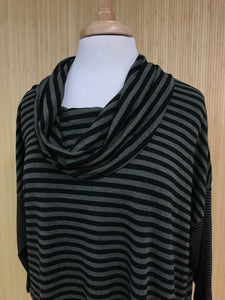 Habitat Cowl Neck Top (M)