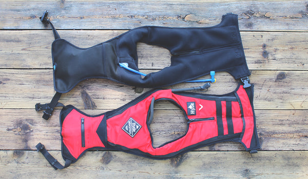 Hyde Wingman Hydration Bladder Pack Inflatable Life Jacket