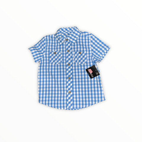 Okie Dokie, Short Sleeve, 2T