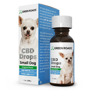 PET CBD DROPS SMALL DOG
