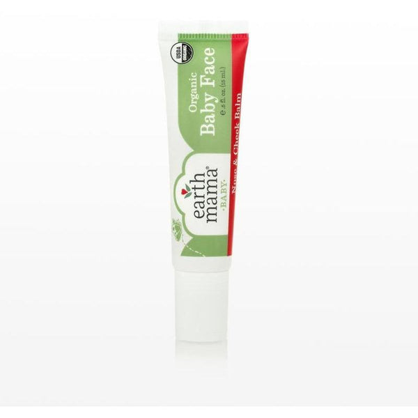 Organic Baby Face Nose & Cheek Balm - Travel Size