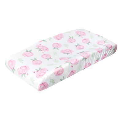 Premium Changing Pad Cover - Grace