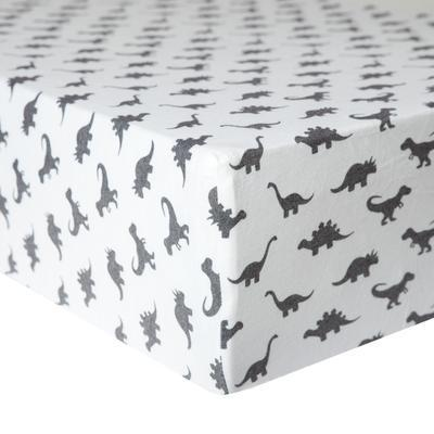 Premium Fitted Crib Sheet - Wild