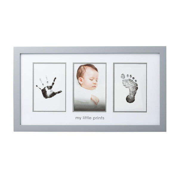 My Little Prints Photo Frame, Grey