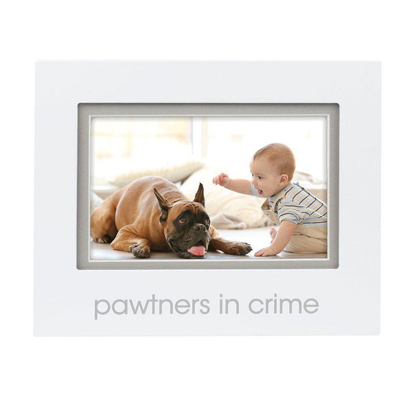 Pawtners In Crime Frame