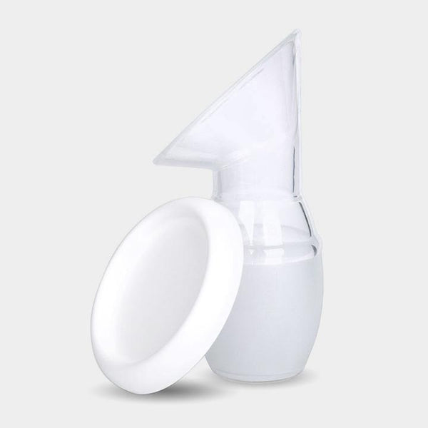 Milk Collector, Silicone Breast Pump