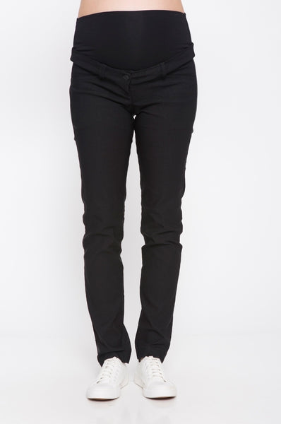 Must Have Maternity Dress Pants - Black