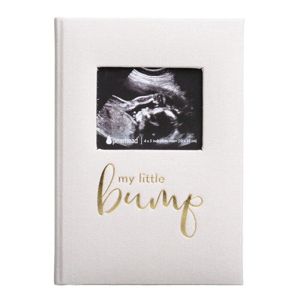"""My Little Bump"" Pregnancy Journal"
