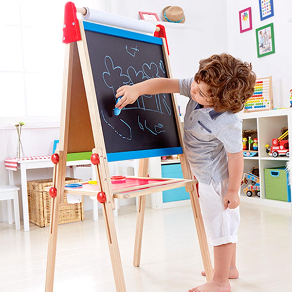 All-in-1 Magnetic Art Easel