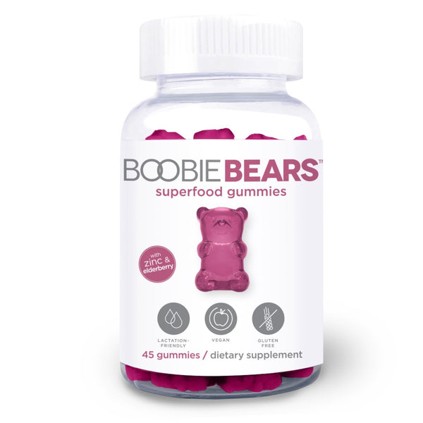 Boobie Bears - Dietary Supplement