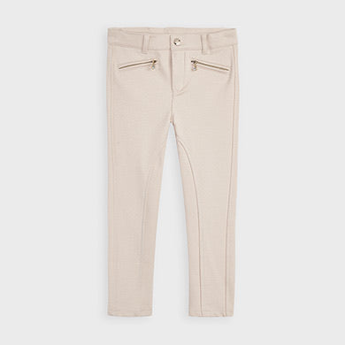 Riding Pant - Metallic Stone
