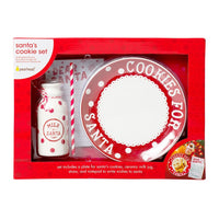 Pearhead Santa's Cookie Set