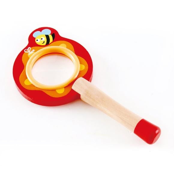 Busy Bee Magnifying Glass