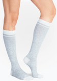 Compression Socks - Heather Grey