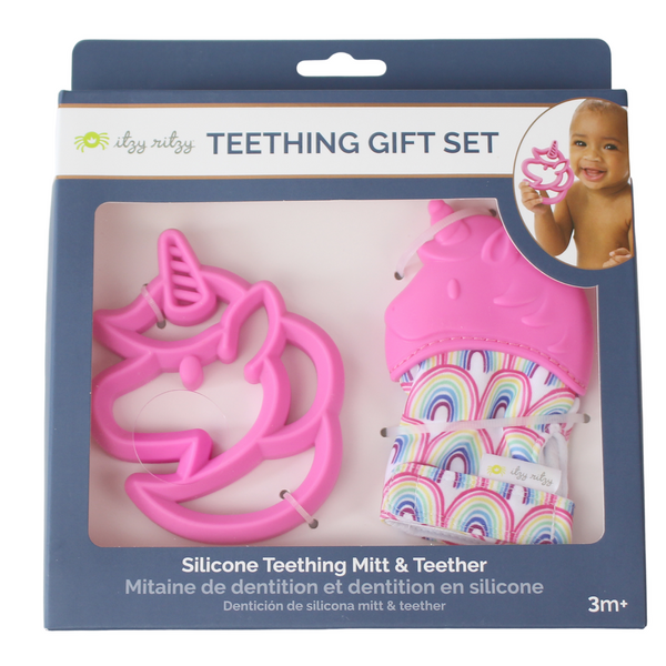 Teething Gift Set - Unicorn