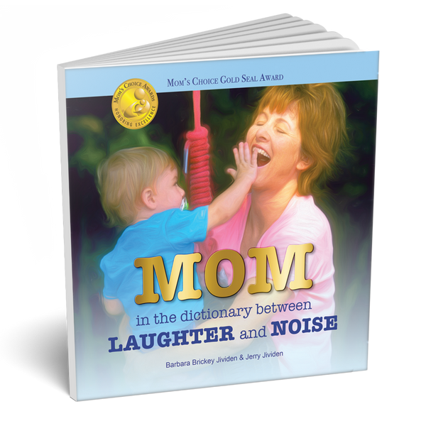 Picture Book - MOM-In the Dictionary Between Laughter and Noise