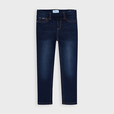 Girls' Denim - Super Skinny, Super Dark Wash
