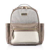 Mini Boss Backpack - Vanilla Latte