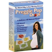 Preggie Pop Drops - Assorted Sour