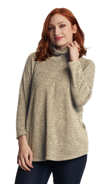 Teresa Nursing Sweater - Mocha