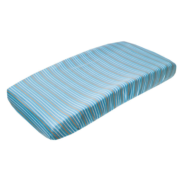 Premium Changing Pad Cover - Milo
