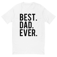 Best DAD Ever Short Sleeve T-shirt
