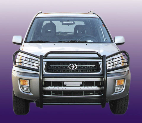 Aries 2047 Grille Guard for Toyota RAV4 (Semi-gloss Black)