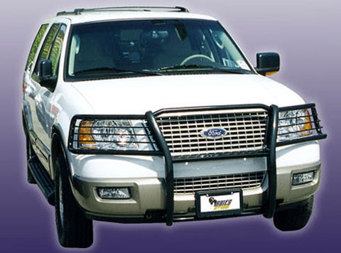 Aries 3054 Grille Guard for Ford Expedition (Semi-gloss Black)