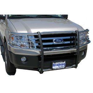 Aries 3060-2 Grille Guard for Ford Expedition (Polished Stainless)