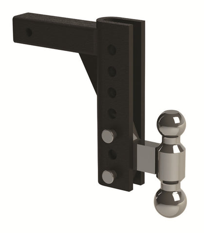 "Andersen 3298 8"" EZ Heavy Duty Adjust Hitch - Combo Ball - 2"" x 2-5/16"""