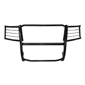 Aries 4070 Grille Guard for GMC Sierra (Semi-gloss Black)
